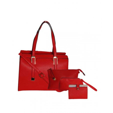 Unique 4-piece Handbag Set - Made In The USA