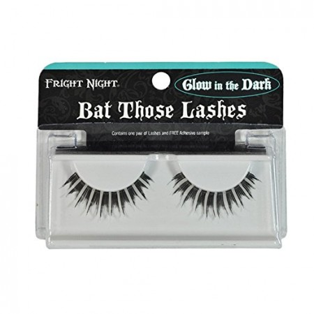 GLOW IN THE DARK LASHES - BAT THOSE LASHES