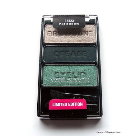 WET N WILD COLORICON EYE SHADOW - 34823 PLAID TO THE BONE