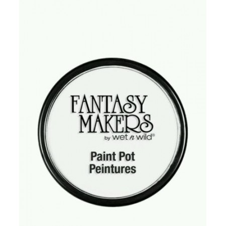FANTASY MAKERS PAINT POT - WHITE BASE FOUNDATION