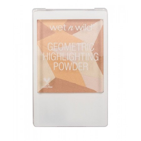 WNW GEOMETRIC HIGHLIGHTING POWDER - SUN CEREMONY