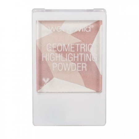WET N WILD GEOMETRIC HIGHLIGHTING POWDER - DESERT EXPLORATION