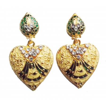 Indian jewelry - earrings