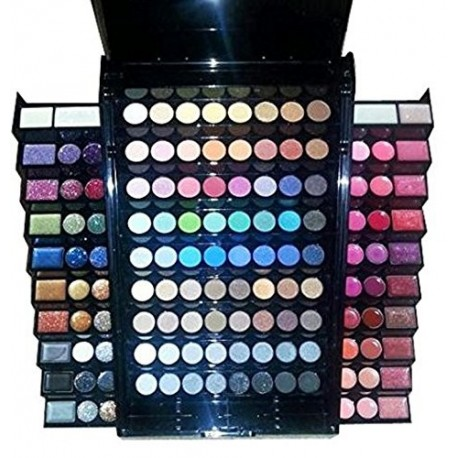 130 SHADES FERGIE CENTER STAGE BEAUTY UNIVERSITY FACE PALETTE MAKEUP