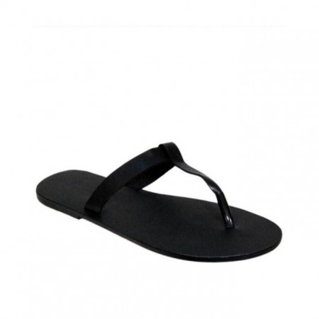 Dandy Simple Slippers - Black