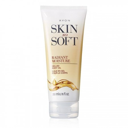 Skin So Soft Radiant Moisture Gelled Body Oil 200ml