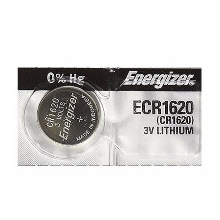 Energizer Lithium Battery - CR1620 - 1 Pack