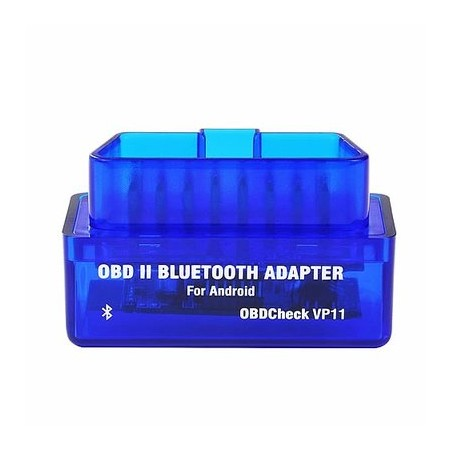 Bluetooth OBD2 OBDII EOBD Scanner Adapter Automotive Check Engine - Light Diagnosis