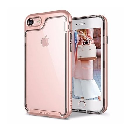 Caseology Transparent Clear Slim Scratch Resistant Cover for iPhone 7-Skyfall Series
