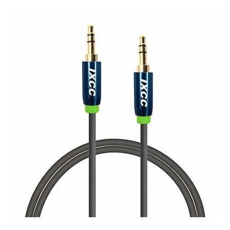 iXCC Male to Male 3.5mm Auxiliary Audio Stereo Cable