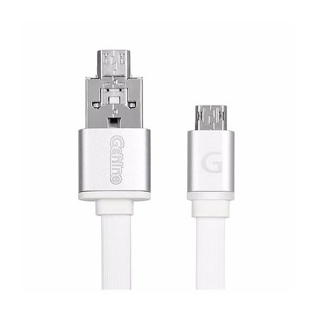 Gshine Reverse Insert Practical Micro Cable for Smartphones