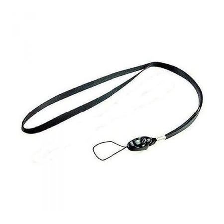Pack of 75 Lanyard Neck Strap - Black
