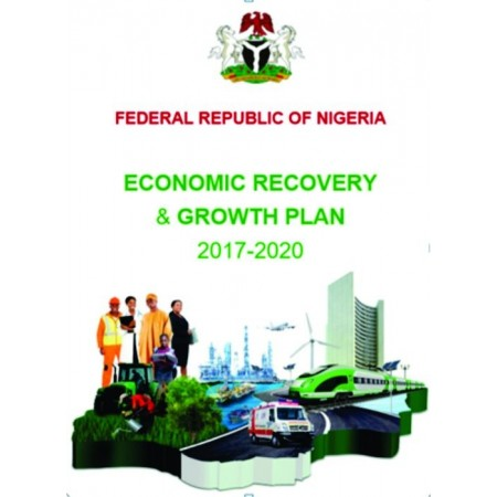 NIGERIA ECONOMIC RECOVERY & GROWTH PLAN 2017-2020