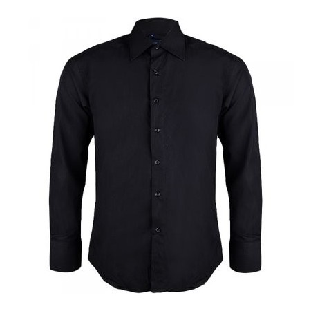 Men's Corporate Shirt - Black