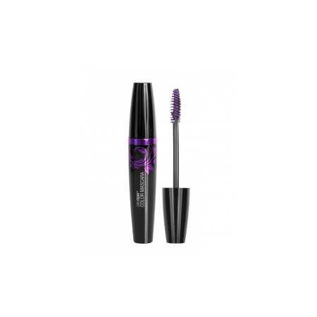 WET N WILD COLORICON LUSH LASH COLOR MASCARA - 34829 GLAMETHYST ROCK